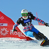 FIS Snowboard World Cup - Rogla SLO  - Parallel Giant Slalom - PGS - Soboleva Natalia RUS © Miha Matavz