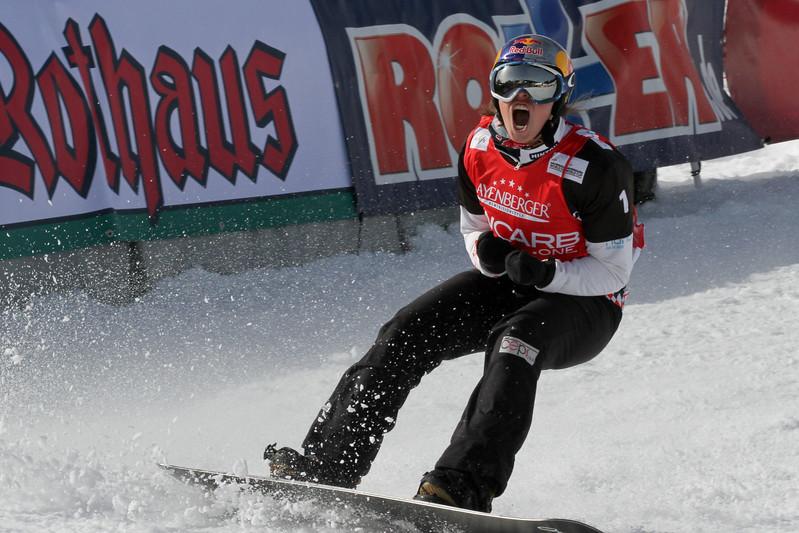 FIS Snowboard World Cup Feldberg SBX 2