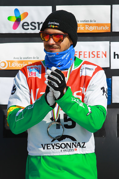 Overall<br /> FIS SNOWBOARD WORLD CUP 2017 SBX <br /> MEN'S SNOWBOARD CROSS WORLD CUP STANDING<br /> 2 VISINTIN Omar ITA