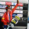 Overall<br /> FIS SNOWBOARD WORLD CUP 2017 SBX <br /> MEN'S SNOWBOARD CROSS WORLD CUP STANDING<br /> 3 HAEMMERLE A. AUT