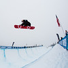 Scotty James (AUS) competes at Copper Mtn halfpipe WC finals