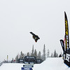 Chase Josey (USA) competes at Copper Mtn halfpipe WC finals