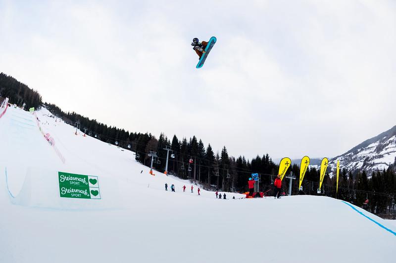 FIS Snowboard World Cup - Kreischberg AUT - SBS