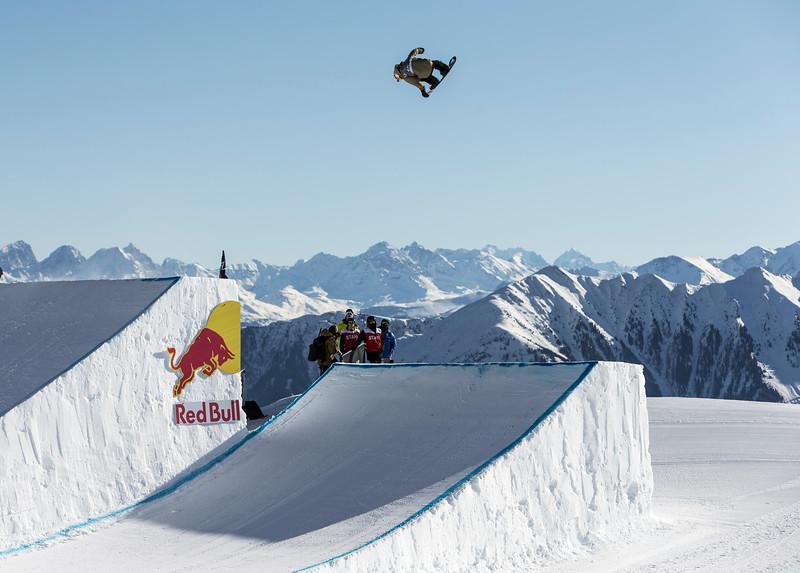 FIS Snowboard World Cup – Laax, SUI – Roope Tonteri (FIN)