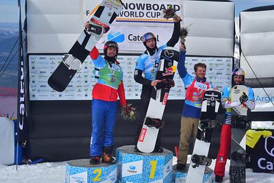 SBX WC Cerro Catedral Race 2 - Finals