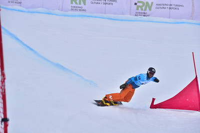 SBX WC Cerro Catedral Race 1 - Qualifiers