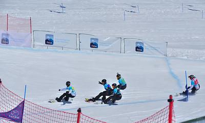 SBX WC Cerro Catedral Race 1 - Finals