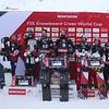 FIS Snowboard Cross World Cup Montafon - Finals Team SBX