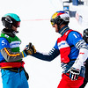 FIS Snowboard World Cup - Moscow RUS - Team SBX
