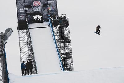 FIS Snowboard World Cup - Modena ITA - big air