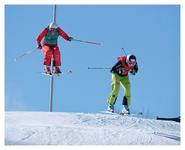 Rock Star Ski Cross Grand Prix Finals 19