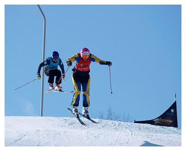 Rock Star Ski Cross Grand Prix Finals 14
