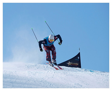 Rock Star Ski Cross Grand Prix Finals 11