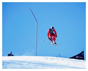 Rock Star Ski Cross Grand Prix Finals 2