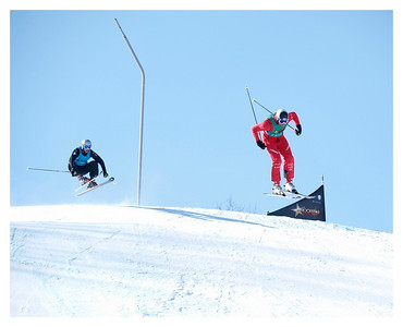 Rock Star Ski Cross Grand Prix Finals 3