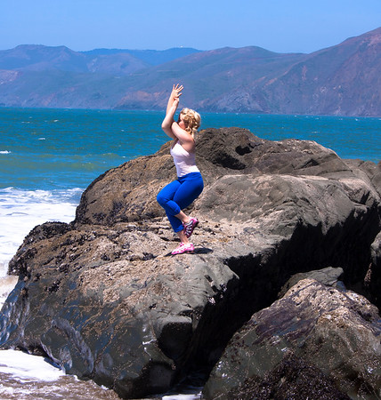 Brittany Plaven: Yoga in San Francisco California