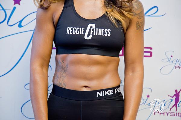 REGGIE C FITNESS 2016
