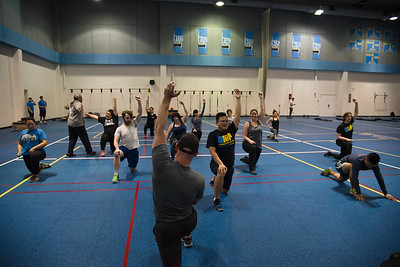 Sherrie Workout 3/16/18