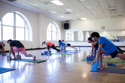 Beginning Yoga
