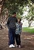 UN14.21 / to replace the photo of the African-American father and son walking and talking / Choice 4 of 13