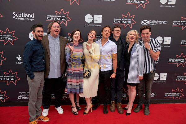 """ANNA AND THE APOCALYPSE"" UK premiere, 72nd Edinburgh International Film Festival, Scotland, UK - 29 June 2018"