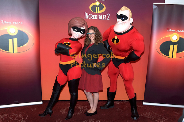 EIFF, Disney·Pixar's Incredibles 2 with animator Fran Kala