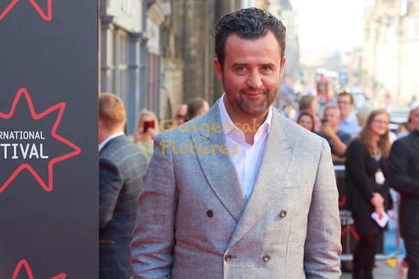 "EIFF UK Premiere, ""Swimming with Men"" Daniel Mays."