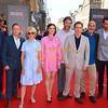 "EIFF UK Premiere, ""Swimming with Men"" Rupert Graves, Thomas Turgoose, Jane Horrocks, Charlotte Riley,  Nathaniel Parker,  Rob Brydon, Oliver Parker, Daniel Mays"