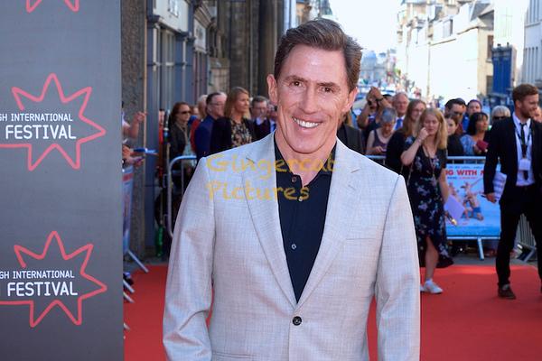 "EIFF UK Premiere, ""Swimming with Men"" Rob Brydon"