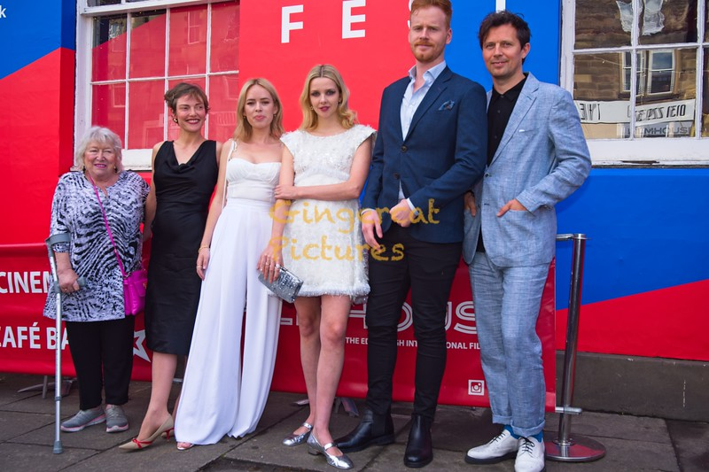 "2019 Edinburgh International Film Festival, World Premiere of ""Hurt by Paradise"". The Film House, Edinburgh Scotland UK. Thursday 20 June 2019"