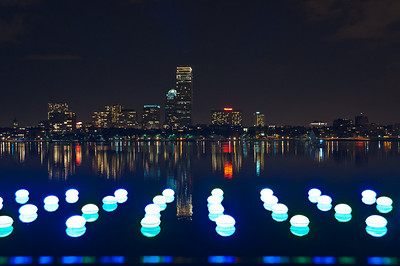 Light Installations at MIT