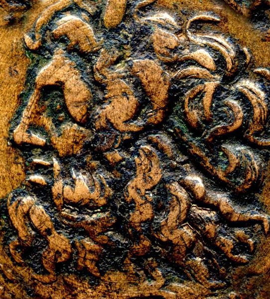 Ptolemaic III Zeus Portrait