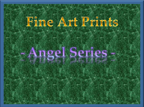 The Angel Series attempts to capture the compelling architype of the angel evident in every major religion in the world.