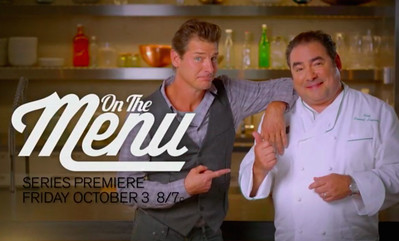 """On The Menu"" Promo (2014)"