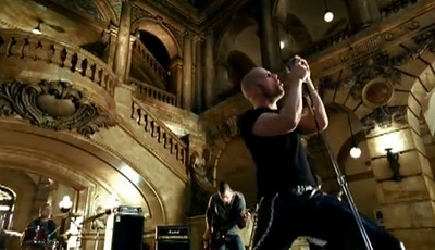 "Daughtry "" It's Not Over"" (2007)"