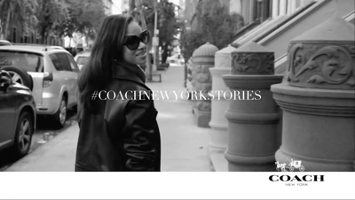 "Coach ""New York Stories: Misty Copeland"" (2013)"