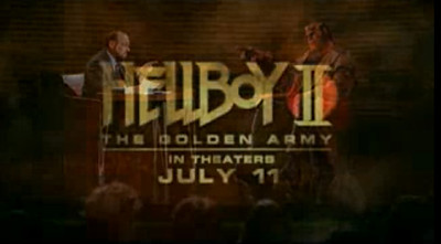 Hellboy Meets James Lipton (2008)
