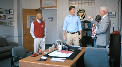 "Toyota ""Coach T and Eli Manning"" (2012)"