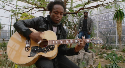 """The Roots and Honda """"Earthday"""" (2011)"""