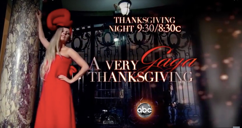 A Very Gaga Thanksgiving (2011)