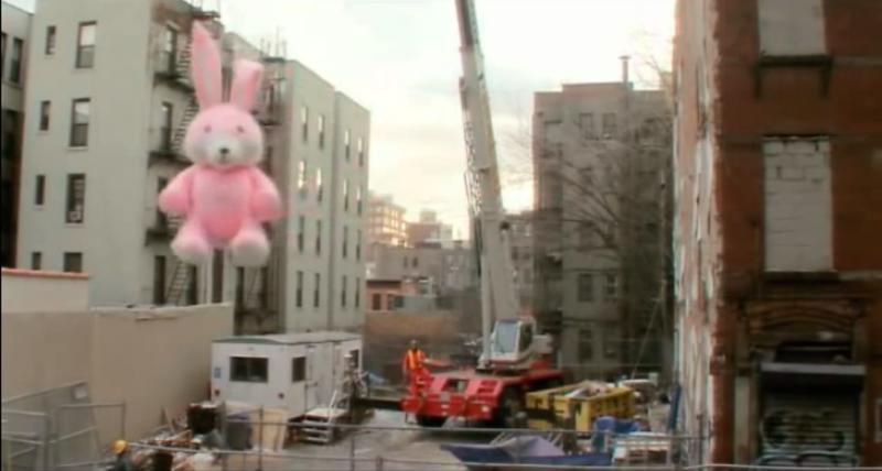 "H & R Block ""Wrecking Bunny""  (2012)"