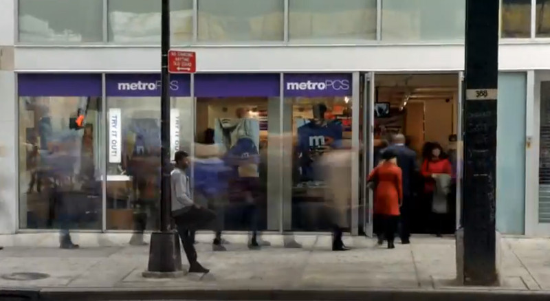 "Metro PCS ""Everybody's Moving to Metro"" (2012)"