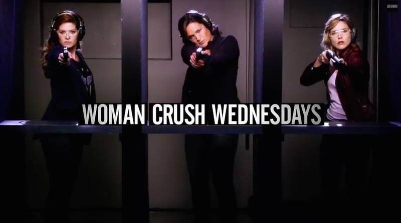 """NBC """"Woman Crush Wednesday"""" (2014)"""