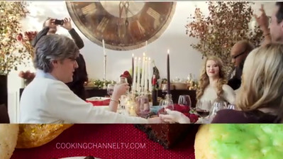 Cooking Channel Holiday Memories 2012