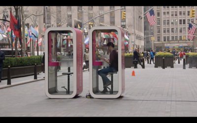 "T Mobile ""Phone Booth E"" (2019)"
