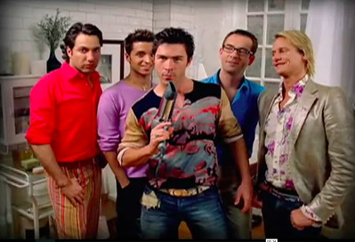 """Bravo """"Queer Eye for the Straight Guy"""" Launch (2003)"""