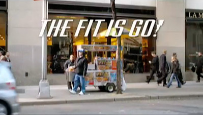 Honda Fit & 30 Rock (2008)