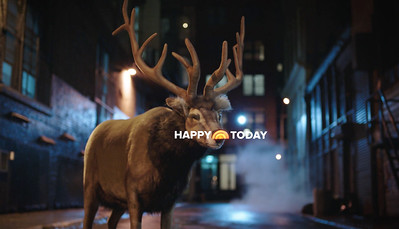 "Today Show  ""Holiday Promo:  Reindeer"" (2015)"