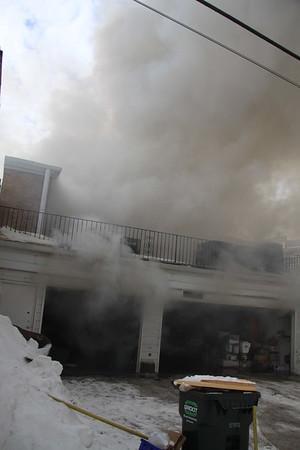 Elmwood Park Fire Department 2-11 Alarm Fire