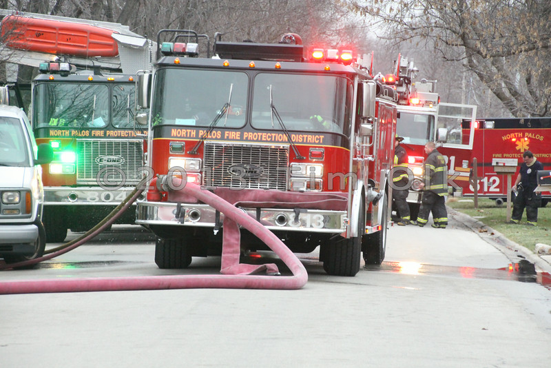 Palos Fire Christmas 2020 North Palos Fire Dept House Fire 10426 S. 84th Ave Christmas Day